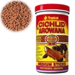 CICHLID & AROWANA MEDIUM STICKS 1000ML/360G