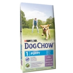 PURINA DOG CHOW PUPPY LAMB  11 kg+3kg