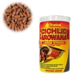 CICHLID & AROWANA LARGE STICKS 1000ml/300g