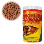 CICHLID & AROWANA LARGE STICKS  250ml/75g