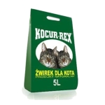 KOCUR REX ZIELONY 5L