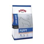 Arion Puppy Large Breed Salmon Rice 24 kg 2x12kg