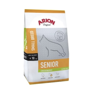 Arion Senior Small Breed Chicken & Rice 3 kg