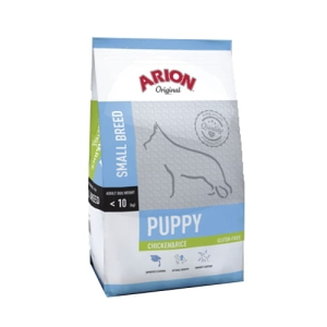 Arion Puppy Small Breed Chicken & Rice 3 kg