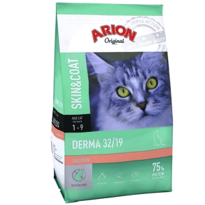 Arion Original CAT 7,5 kg DERMA