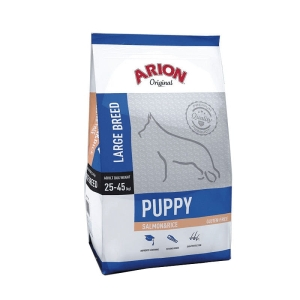 Arion Puppy Large Breed Salmon & Rice 12 kg + 2 kg