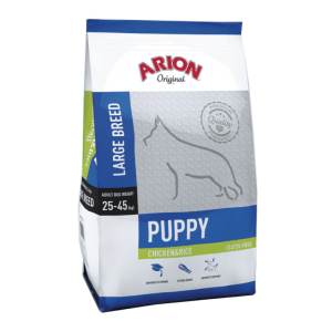 Arion Puppy Large Breed Chicken & Rice 12 kg