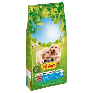 FRISKIES SP 15KG JUNIOR