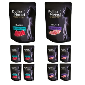 Dolina Noteci Premium ADULT Mix smaków 10x85g