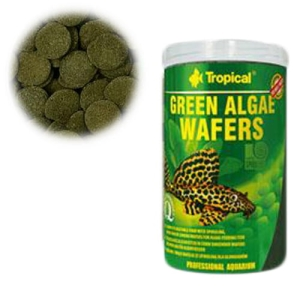 GREEN ALGAE WAFERS 1000ML/450G
