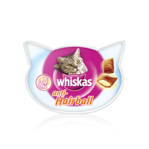 WHISKAS PRZYSMAK ANTI-HAIRBALL 50G
