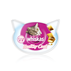 WHISKAS PRZYSMAK HEALTHY COAT 50G