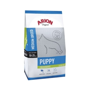 Arion Original Puppy Medium Breed Chicken & Rice 3 kg