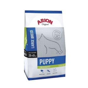 Arion Original Puppy Large Breed Chicken & Rice 3 kg