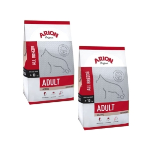 Arion Adult Active 24 kg 2x12 kg