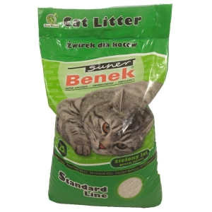 Super Benek 25l zielony las